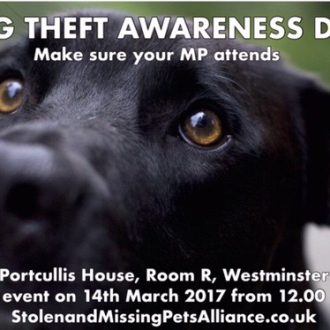 Dartford MP Gareth Johnson has criticised the Sentencing Council for failing to include guidelines for dog theft in its latest review. #DogTheftAwarenessDay
